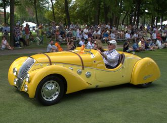 37th Concours d'Elegance of America