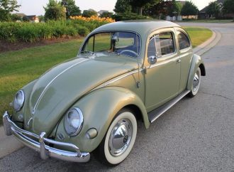 1957 Volkswagen Beetle