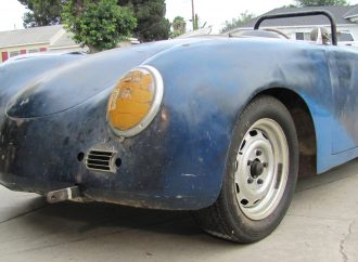 'Barn-find' Porsche Speedster goes on sale at ClassicCars.com