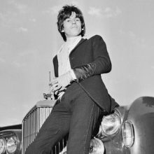 Keith Richards' famous blue Bentley coming to auction at Bonhams' Goodwood sale