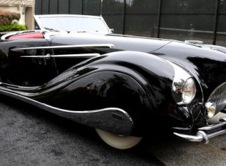 Delahaye 135M with Figoni et Falaschi coachwork to be offered at Rick Cole's Monterey auction