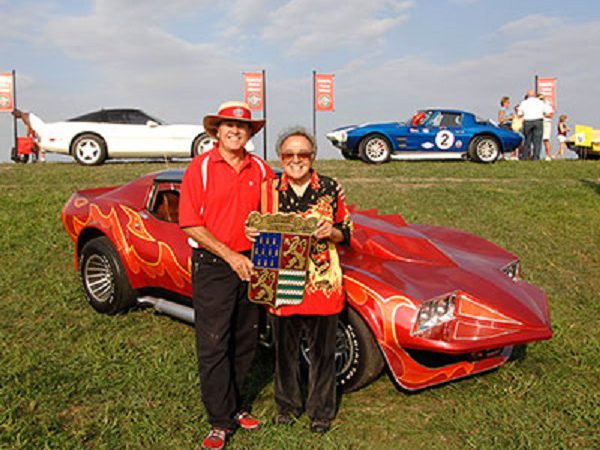 George Barris slated for 2015 Corvette Funfest