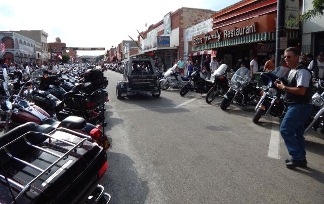 At 75, Sturgis Motorcycle Rally is a true classic