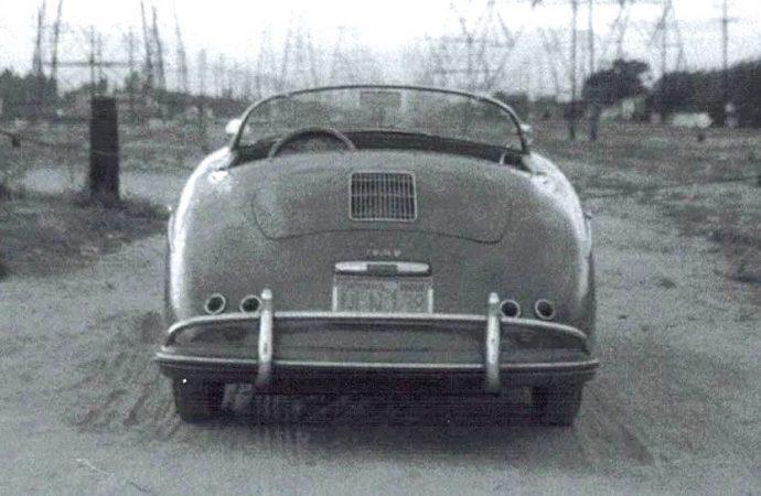 Porsche Speedster owner shares his story (Part 3)