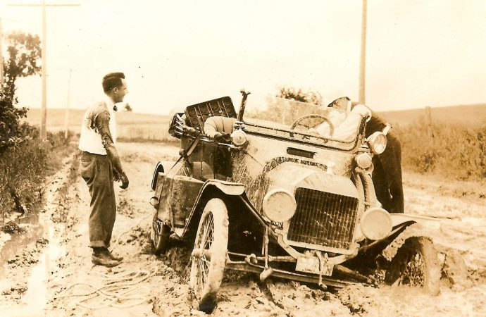 100 years later, another Model T follows Edsel Ford's cross-country adventure