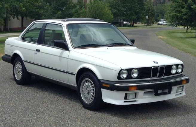 1986 Bmw 325es Classiccars Com Journal
