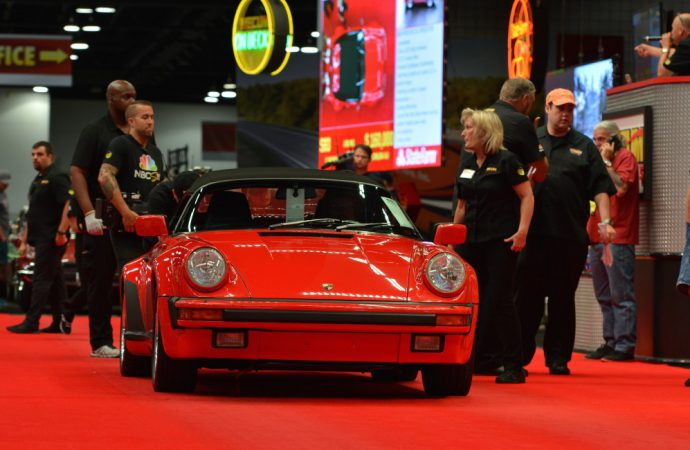 Mecum realizes $12 million in sales at its inaugural Denver auction