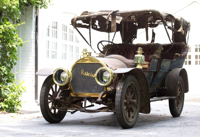 Brass Era cars featured in Bonhams' Simeone sale