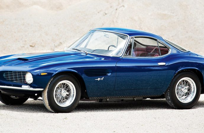 Coachbuilt beauties offered at Gooding auction in Pebble Beach
