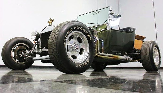 1923 Ford Model T hot rod