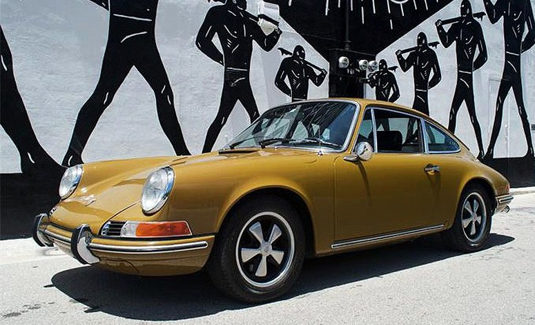 The 1971 Porsche 911T recently received a $20,000 restoration, the seller claims