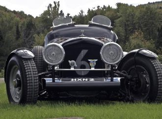1947 Bentley MK VI 'Black Adder 6' Special