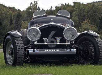 1947 Bentley MK VI 'Black Adder 6' Special