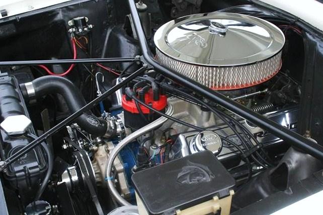 The 347 stroker V8 promises plenty of power