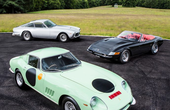 New Top Gear host offering 13 cars at auction