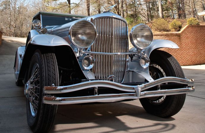 Will ex-Veeck Duesenberg hit home run at Auburn auction?