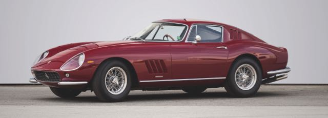 Short-nose 1965 Ferrari 275 GTB/2 among cars on the docket | Auctionata photos