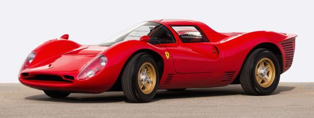 Auctionata sets online all-Ferrari auction