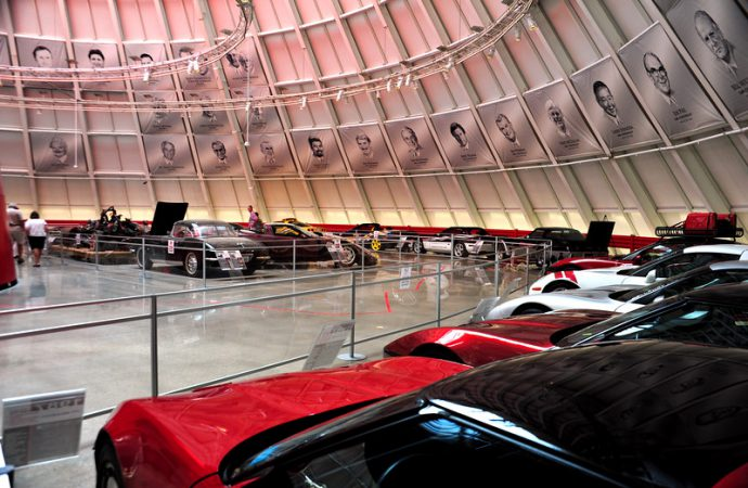 Skydome to reopen Thursday at National Corvette Museum