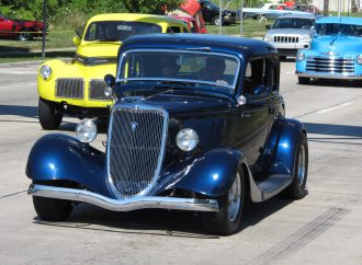 Eye Candy: Woodward Dream Cruise