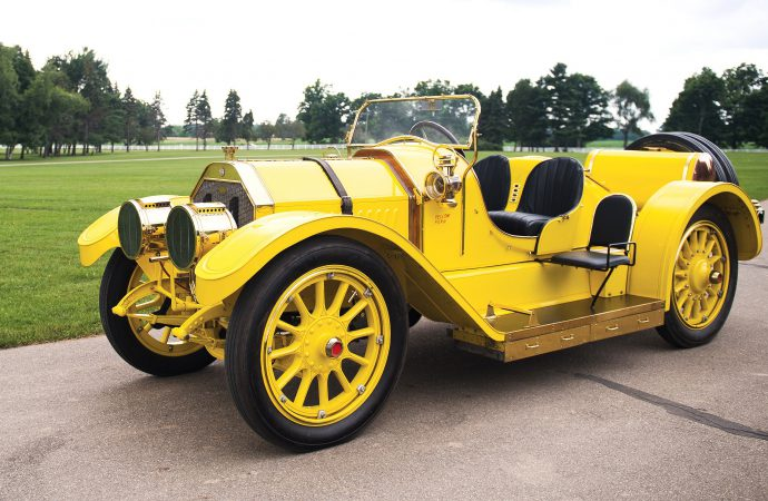 Unique 1911 Olds race car heads to RM Sotheby's Hershey sale
