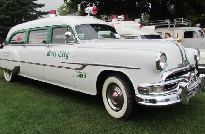 Emergency Vehicle show at Gilmore Car Museum | ClassicCars
