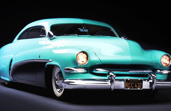 Cool Mercury customs featured at Pebble Beach Concours