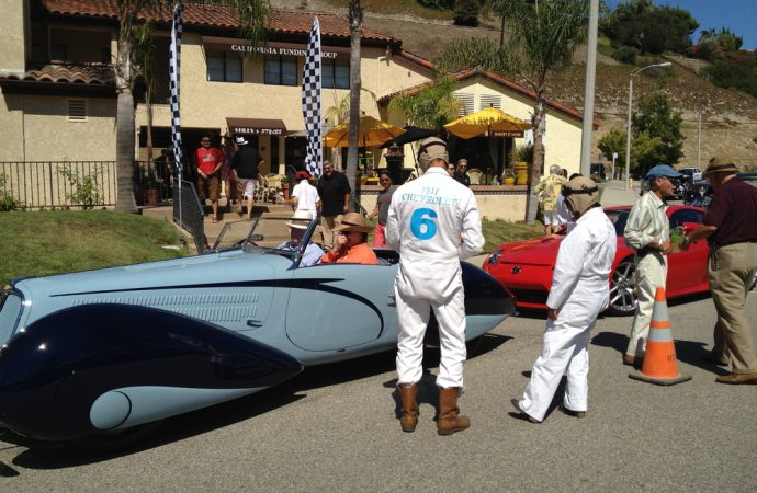 Palos Verdes Tour d'Elegance registration open