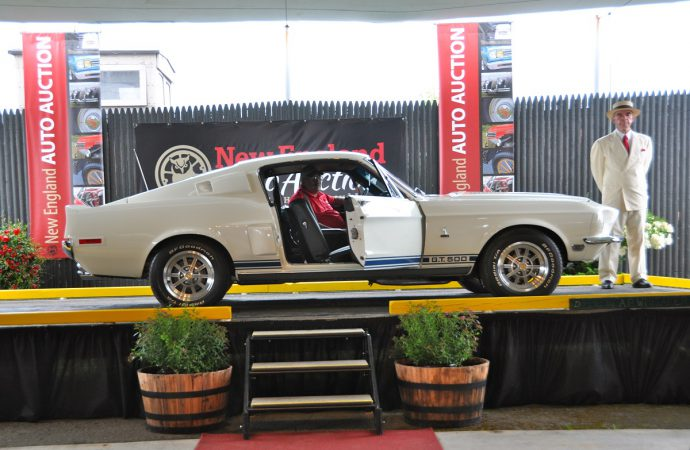38th Owls Head auction sets a record
