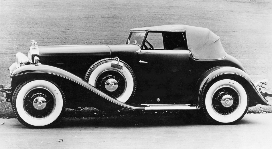 The Stutz Super Bearcat was powered by a twin-overhead-cam straight-eight engine | Courtesy of the author