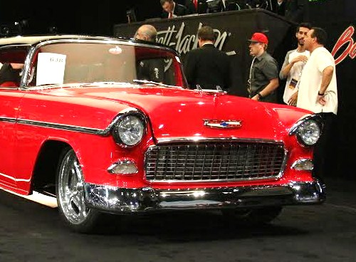 Breaking News: Barrett-Jackson ends Hot August Nights auctions