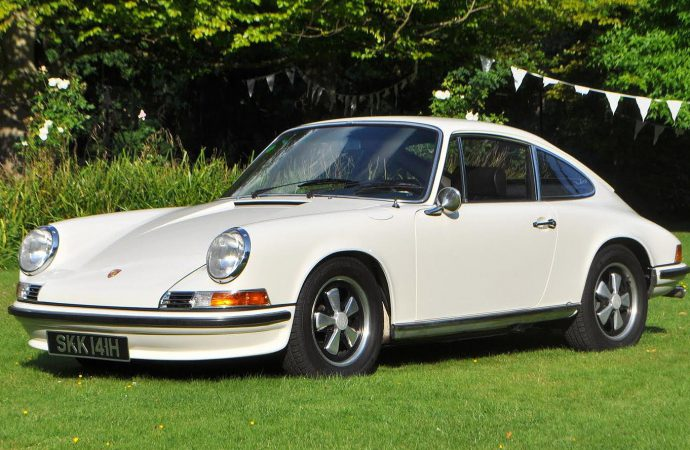 Coys readies its biggest, tastiest all-Porsche auction in England