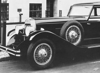 Classic profile: 1930 duPont Series G Special Sport Sedan