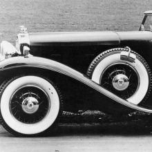 Classic Profile: 1932 Stutz Super Bearcat