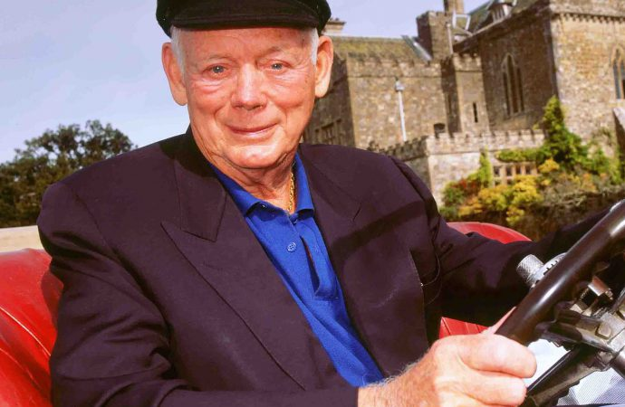 Lord Montagu of Beaulieu, founder of Britain's National Motor Museum, dies at 88