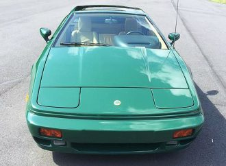 1991 Lotus Esprit Turbo