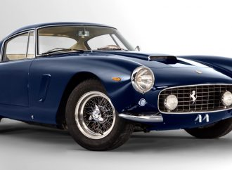 Artcurial lands last Ferrari 250 GT Berlinetta for Retromobile auction