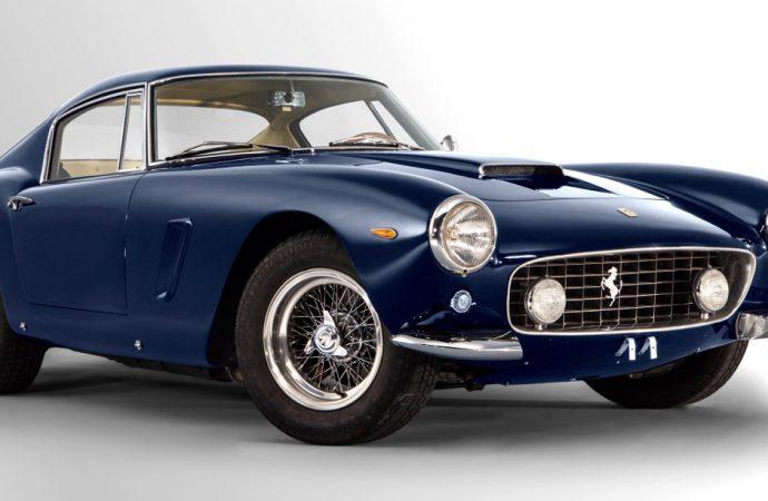 Artcurial lands last Ferrari 250 GT Berlinetta for Retromobile auction