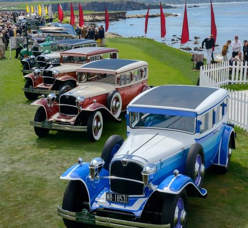 Andy's advice: Here's how to plan your visit to Monterey Classic Car Week