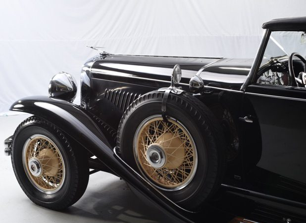 Women-owners only Duesenberg headed to auction
