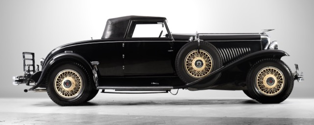 1929 Duesenberg Model J has been owned by four people -- all women | Morphy Auctions photos