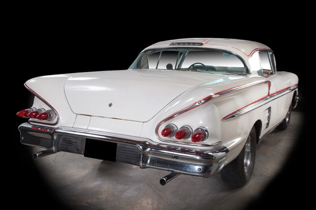 Will movie star car bring $1 million at auction?
