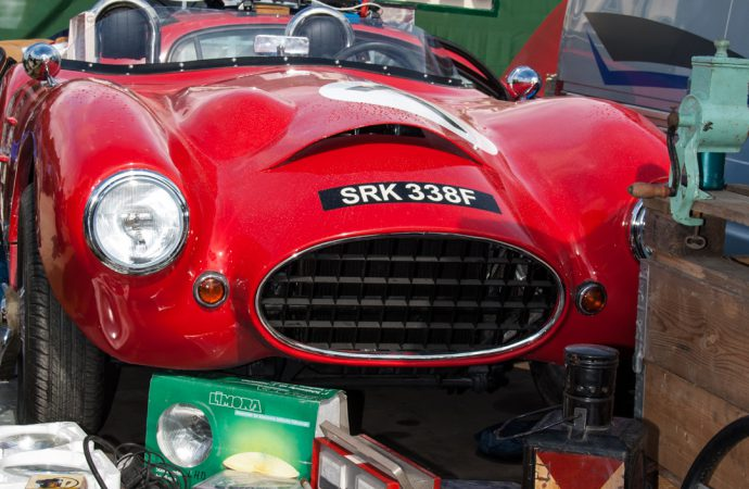 Beaulieu stages its 49th annual autojumble