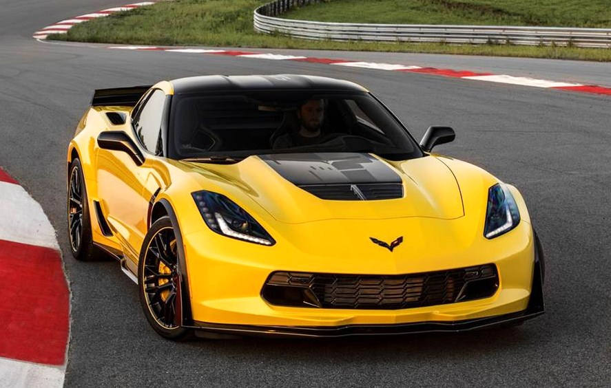 A 2016 Corvette Z06 led the auction with a $500,000 charity sale | Barrett-Jackson