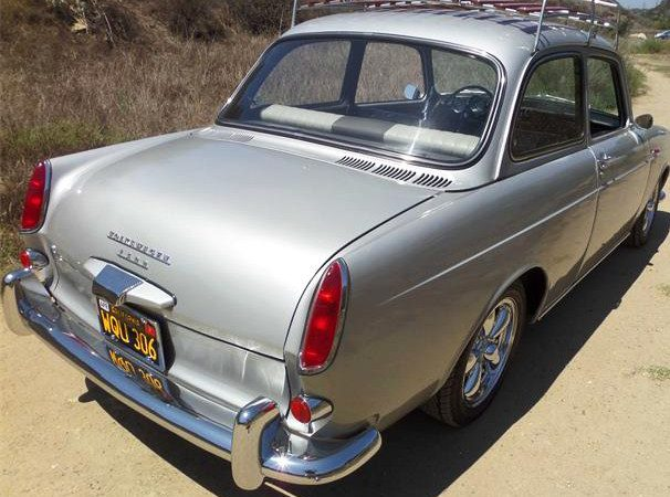 1963 Volkswagen Type 3 notchback