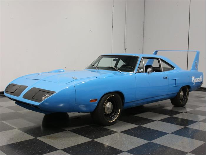 1970 Plymouth Road Runner Superbird Replica Classiccars