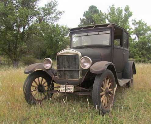 1926 Ford Model T was found after 40 years in a Kansas barn