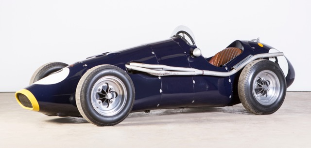 Connaught A-Type single-seater racing car