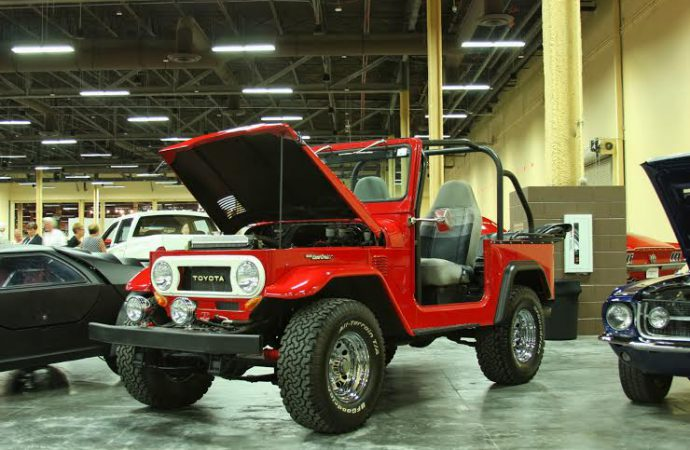 From Jeeps to JDM: Growing trends at Barrett-Jackson