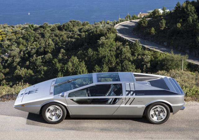 Maserati Boomerang concept sells for $3.7 million at Bonhams' Chantilly auction